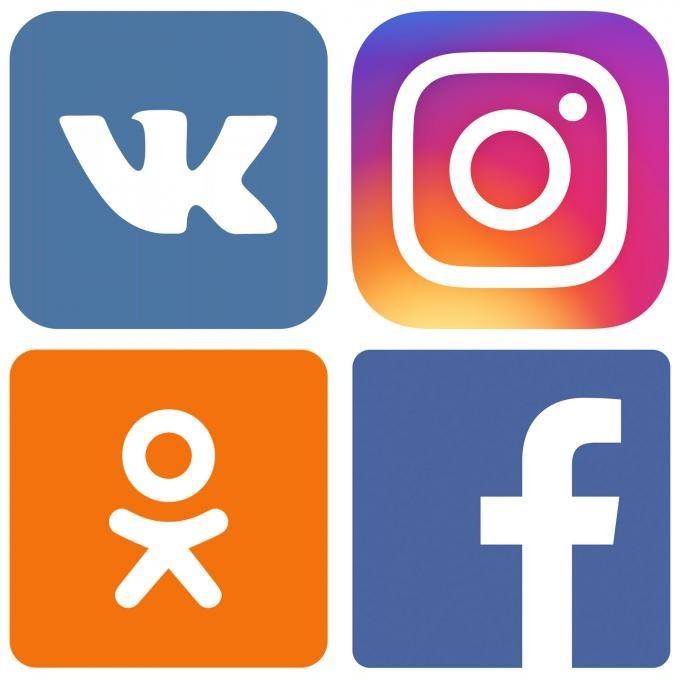 Социальные сети строительной компании